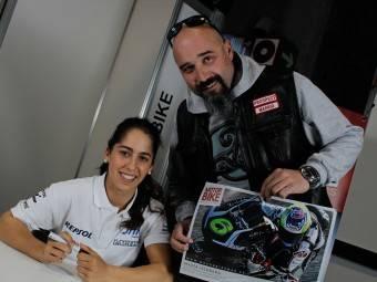 Maria Herrera MotoMadrid Motorbike Magazine 093