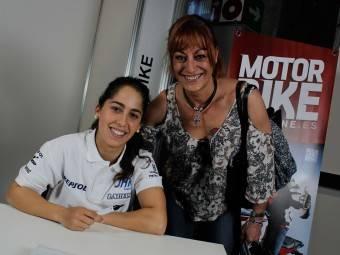 Maria Herrera MotoMadrid Motorbike Magazine 094