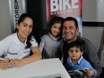 Maria Herrera MotoMadrid Motorbike Magazine 096
