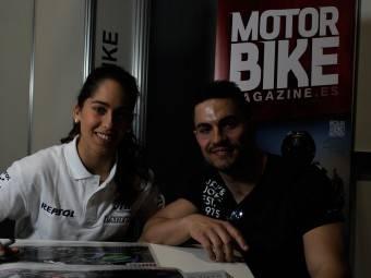 Maria Herrera MotoMadrid Motorbike Magazine 108