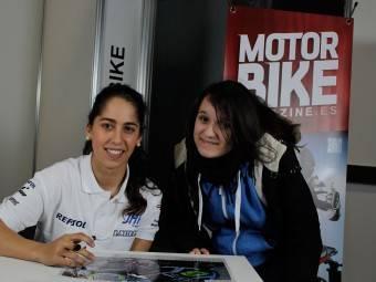 Maria Herrera MotoMadrid Motorbike Magazine 114