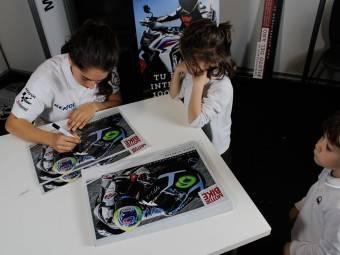 Maria Herrera MotoMadrid Motorbike Magazine 123
