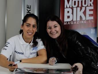 Maria Herrera MotoMadrid Motorbike Magazine 144