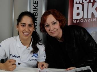 Maria Herrera MotoMadrid Motorbike Magazine 146