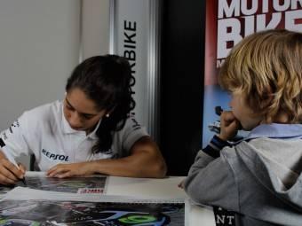 Maria Herrera MotoMadrid Motorbike Magazine 147