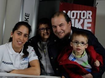 Maria Herrera MotoMadrid Motorbike Magazine 153