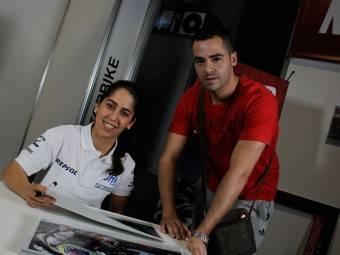 Maria Herrera MotoMadrid Motorbike Magazine 170