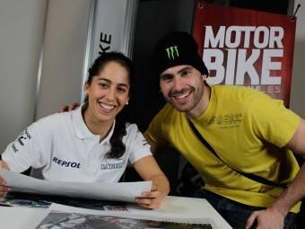 Maria Herrera MotoMadrid Motorbike Magazine 181
