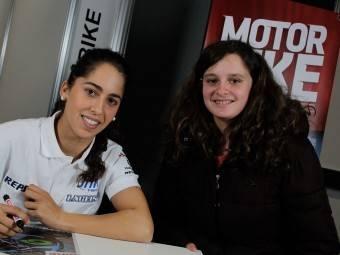 Maria Herrera MotoMadrid Motorbike Magazine 182