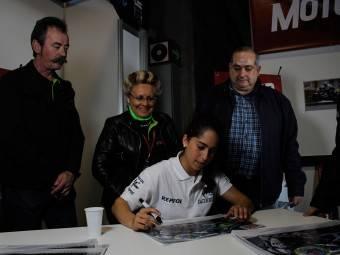 Maria Herrera MotoMadrid Motorbike Magazine 188