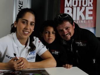 Maria Herrera MotoMadrid Motorbike Magazine 197