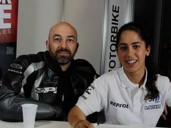 Maria Herrera MotoMadrid Motorbike Magazine 205