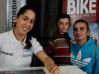 Maria Herrera MotoMadrid Motorbike Magazine 207