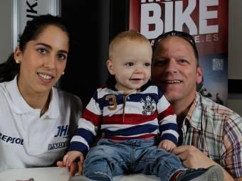 Maria Herrera MotoMadrid Motorbike Magazine 211