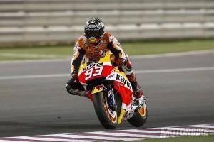 Marquez - Motorbike