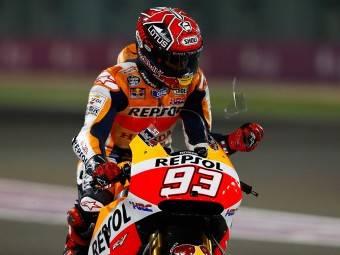 MotoGP 2015 GP Qatar Marc Marquez9