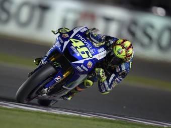 MotoGP 2015 Valentino Rossi Qatar 02