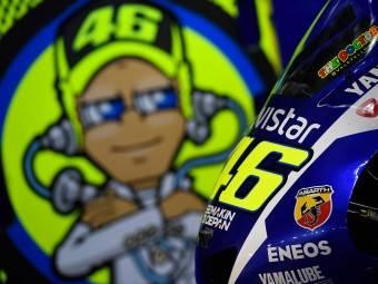 MotoGP 2015 Valentino Rossi Qatar 3