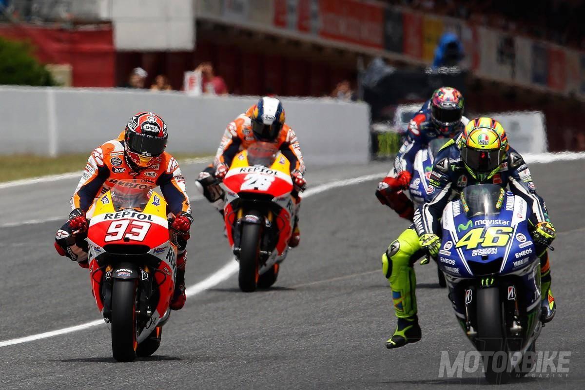 Mundial de MotoGP 2015: 3, 2, 1... ¡ya! - Motorbike Magazine