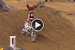Andy WinklerCaída supercross 2015