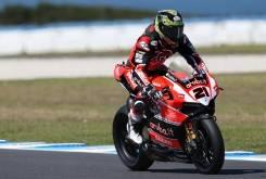 Troy Bayliss - WSBK 2015 Ducati - Motorbike Magazine