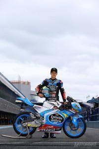 Moto3 2015. Fabio Quartararo