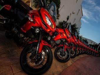 Kawasaki Versys 1000 - Motorbike Magazine. Fotos: Jairo Díaz (Photoclick Agencia)