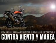 KTM 1290 Super Adventure y KTM 1050 Adventure - Motorbike Magazine