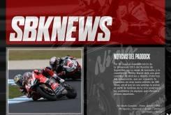SBK News MBK03 - Motorbike Magazine