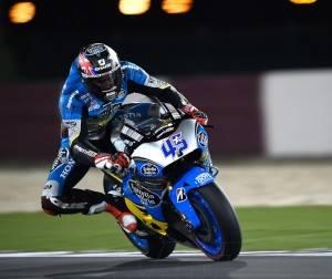 Scott Redding Estrella Galicia Marc VDS Honda MotoGP 2015 Qatar - Motorbike Magazine