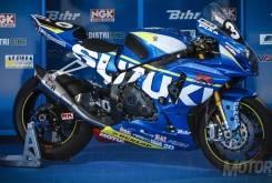 Suzuki GSX R1000 Endurance Racing TeamMotorbike Magazine