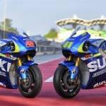 Team Suzuki Ecstar - Motorbike