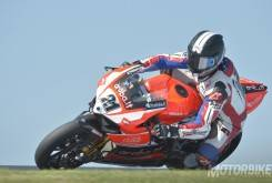 Troy Bayliss WSBK 2015 Phillip Island - Motorbike Magazine