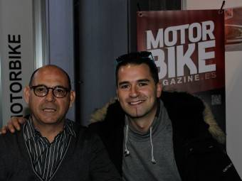WayneGardner CarlosCardus MotoMadrid Motorbike Magazine 017