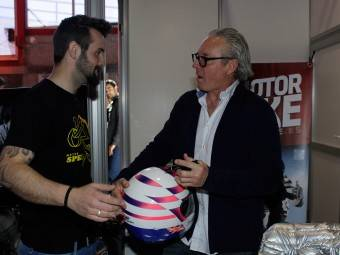 WayneGardner CarlosCardus MotoMadrid Motorbike Magazine 021