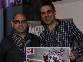 WayneGardner CarlosCardus MotoMadrid Motorbike Magazine 022