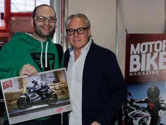 WayneGardner CarlosCardus MotoMadrid Motorbike Magazine 026