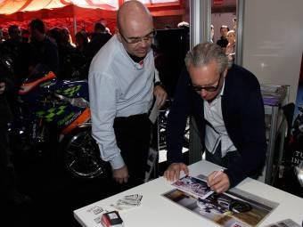 WayneGardner CarlosCardus MotoMadrid Motorbike Magazine 027