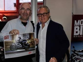 WayneGardner CarlosCardus MotoMadrid Motorbike Magazine 030