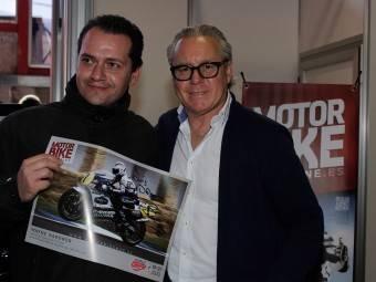 WayneGardner CarlosCardus MotoMadrid Motorbike Magazine 032