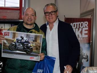WayneGardner CarlosCardus MotoMadrid Motorbike Magazine 041