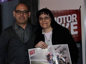 WayneGardner CarlosCardus MotoMadrid Motorbike Magazine 046