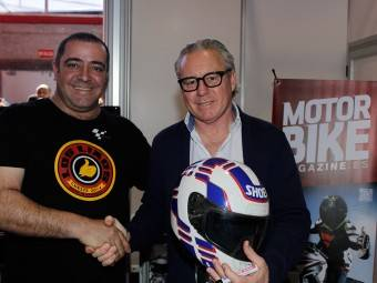 WayneGardner CarlosCardus MotoMadrid Motorbike Magazine 062