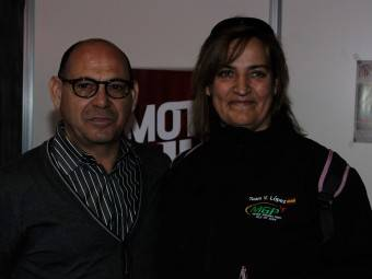 WayneGardner CarlosCardus MotoMadrid Motorbike Magazine 063