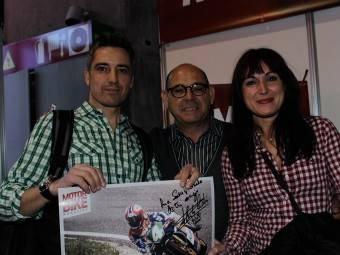 WayneGardner CarlosCardus MotoMadrid Motorbike Magazine 078
