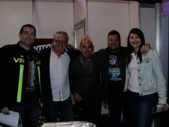 WayneGardner CarlosCardus MotoMadrid Motorbike Magazine 087