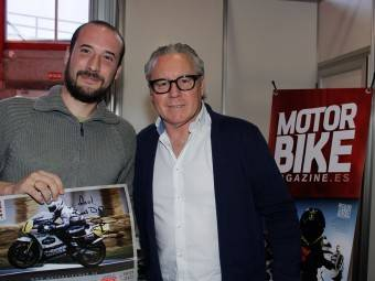WayneGardner CarlosCardus MotoMadrid Motorbike Magazine 091