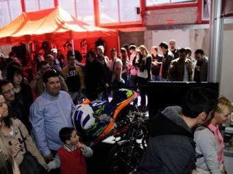 WayneGardner CarlosCardus MotoMadrid Motorbike Magazine 095