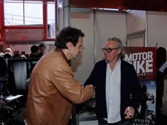 WayneGardner CarlosCardus MotoMadrid Motorbike Magazine 116