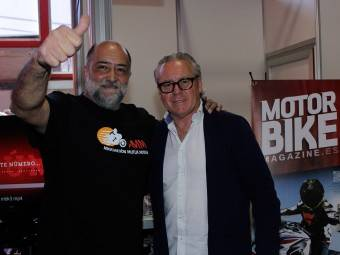 WayneGardner CarlosCardus MotoMadrid Motorbike Magazine 131